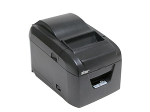 Star BSC10UD Thermal Receipt Printer - USB/Serial - Charcoal