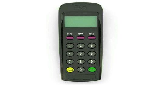 Spectra T1000 Eftpos Machine Pinpad