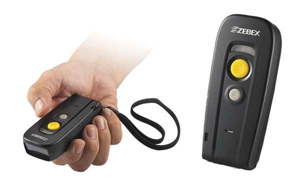 Zebex Z-3250BT CCD Handheld Compact Scanner Bluetooth Black