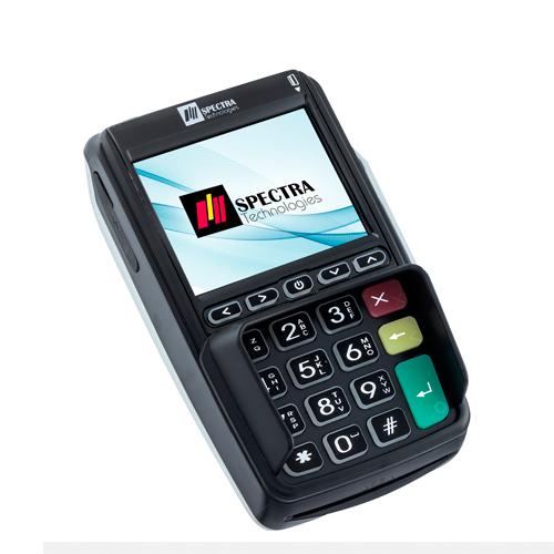 t300p Spectra Pinpad