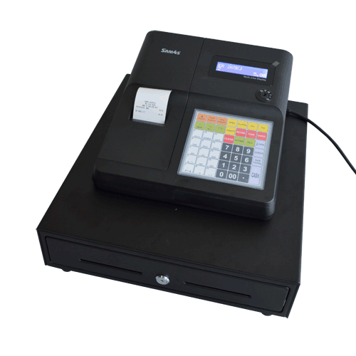 Sam4s ER265 large cash drawer